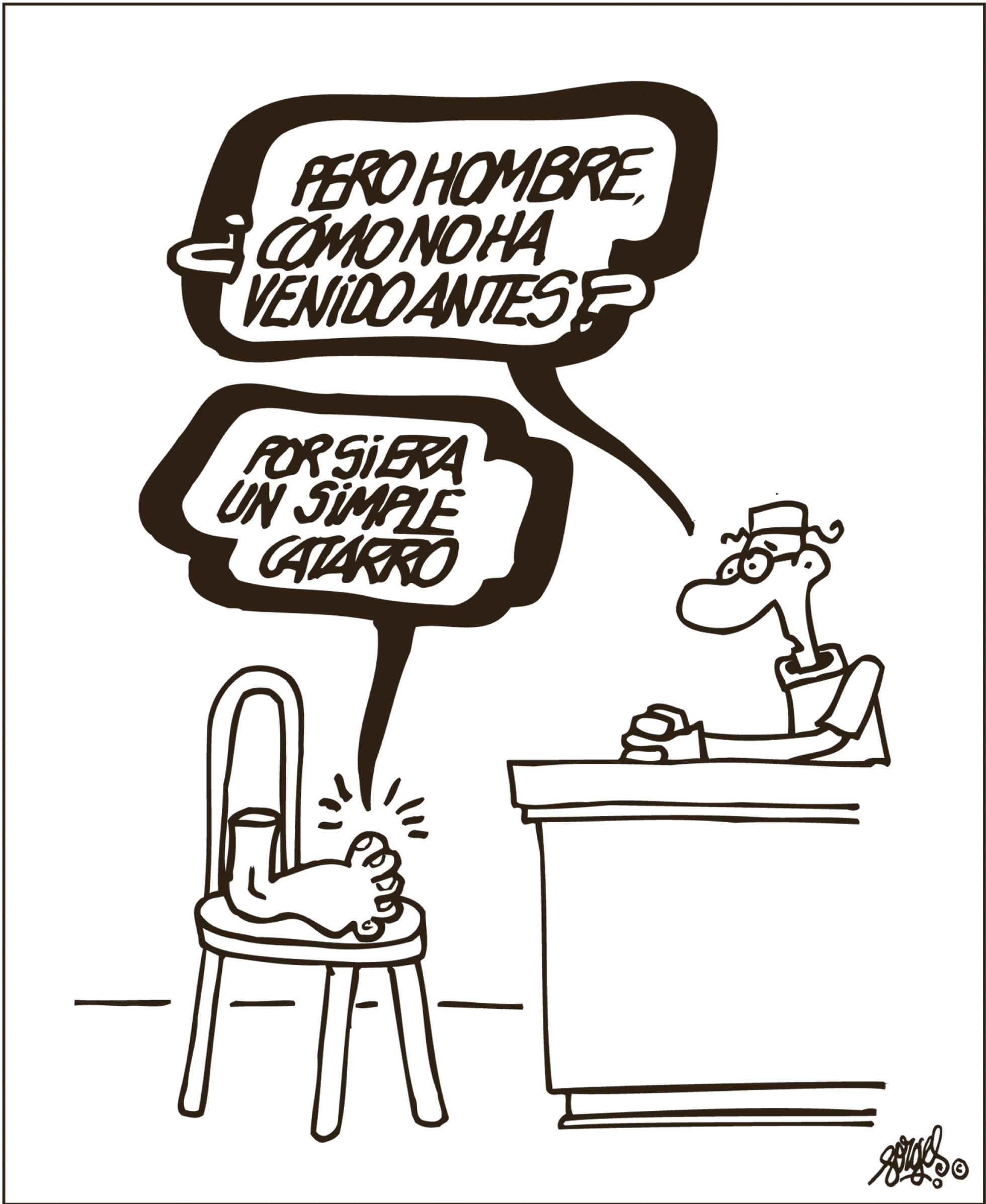 Forges, en El País, 02/11/2017