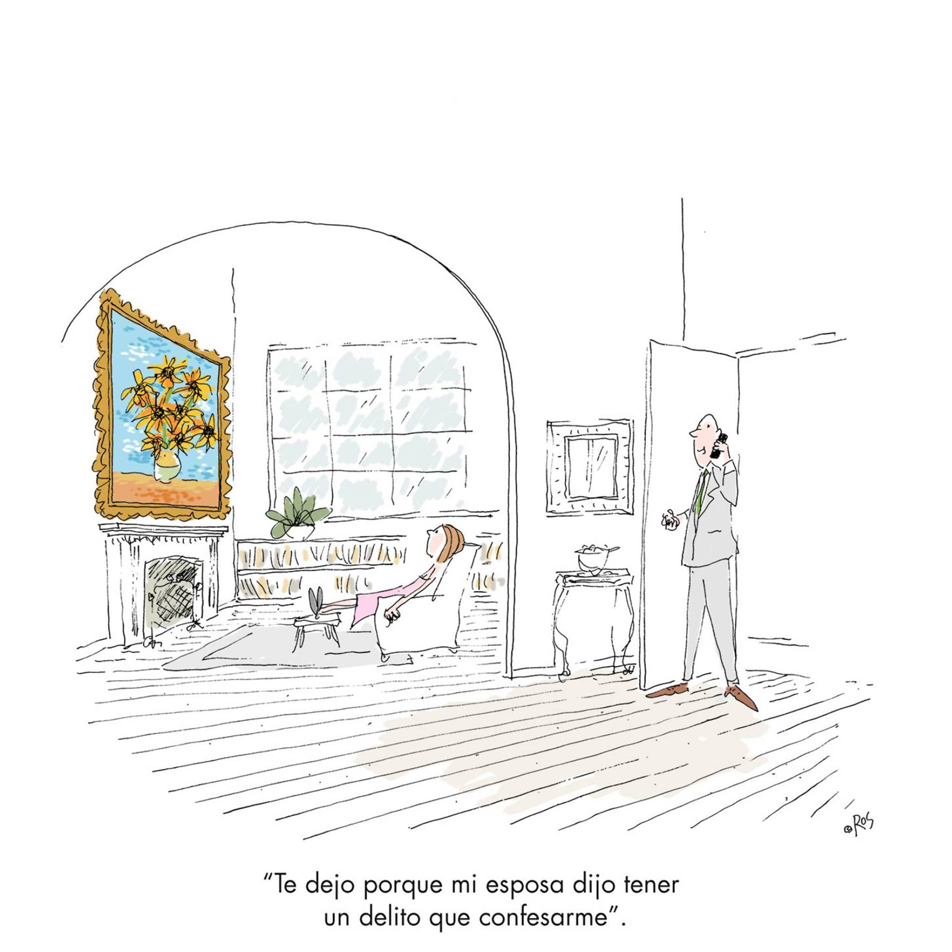 Ros, en El País, 02/11/2017
