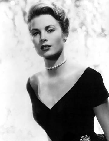 Grace Kelly, en 1956.