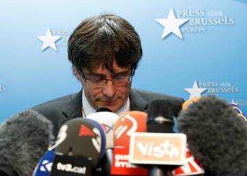 Editorial | Puigdemont on the run