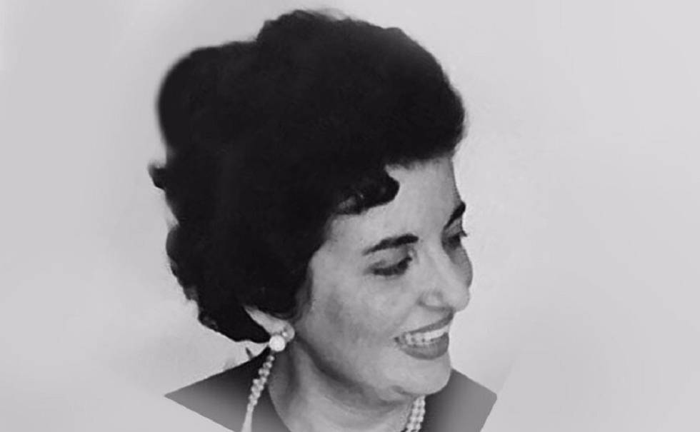 Ana Bandera Gallego, madre de Antonio Banderas.