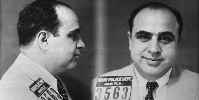 What can Trump learn from Al Capone and Richard Nixon?