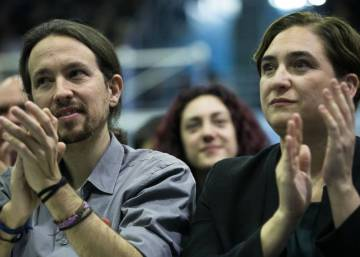 Catalan branch of Podemos votes to run in coalition in regional elections