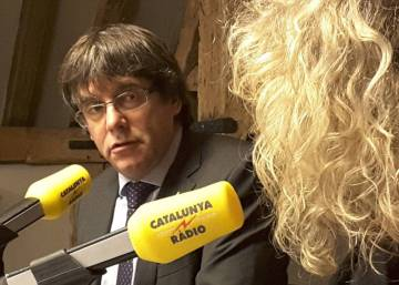 "Carles Puigdemont in Brussels: ""We all know we can end up in jail"""