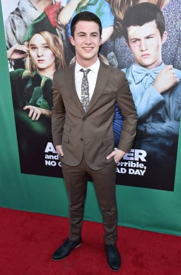 El actor Dylan Minnette el pasado 6 de octubre en Los Ángeles.