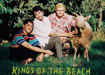 Alucinaciones en la aldea: estrenamos el vídeo de Kings of the Beach