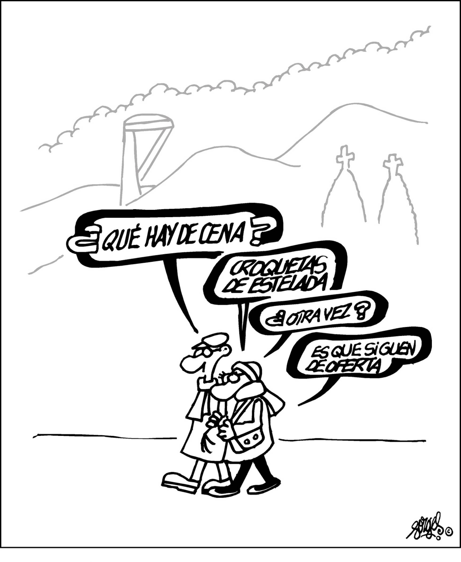 Forges, en El País, 15/11/2017