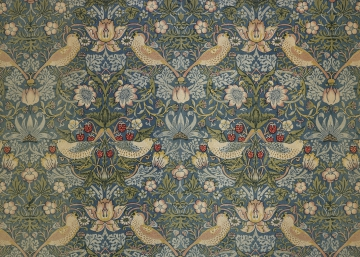 William Morris, arte contra la Era Moderna