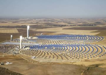 Spain's use of renewable energy sources stagnates