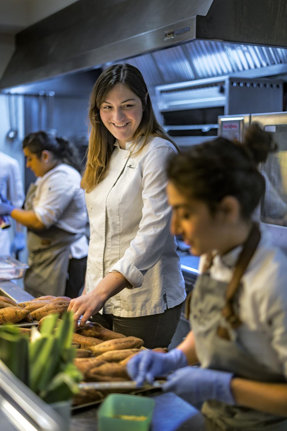 Reportaje: Aquí se cocina el futuro de la gastronomía española   EL ...