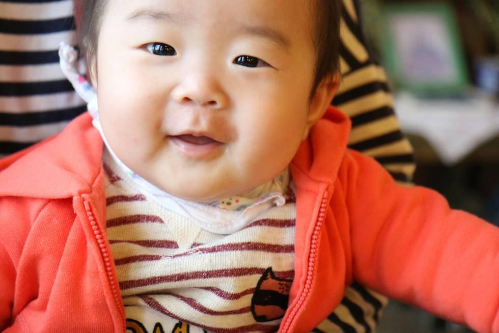 Los investigadores utilizaron seguimiento ocular para medir la comprensión de 51 bebés.