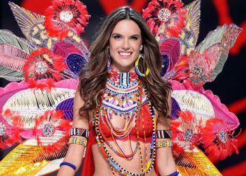 2482d0ce443 Alessandra Ambrosio desfila en Victoria s Secret y anuncia su retirada