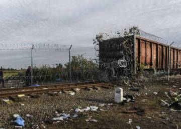 The lucrative business of securing Europe's borders
