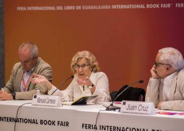 Madrid takes center stage at Guadalajara book fair in Mexico