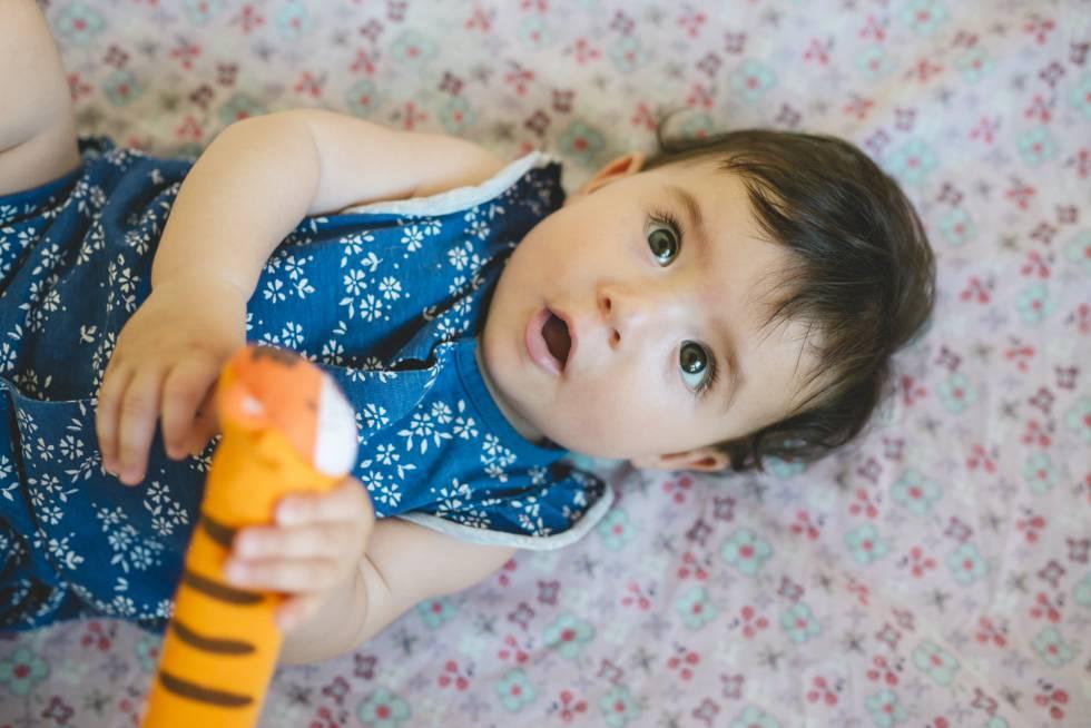 El estudio que rompe con todos los mitos sobre c mo tu beb de 10 meses ve el mundo mam s y - Bebe de 10 meses ...