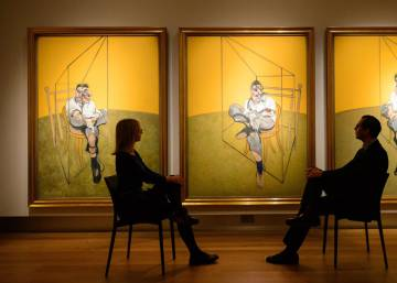 Art thieves steal five Francis Bacon paintings from Madrid mansion