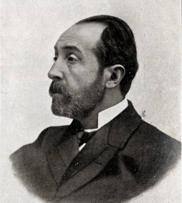 Bartolomé Robert, mayor of Barcelona in 1899.