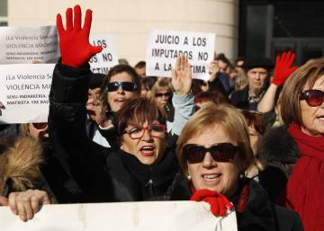 Pamplona rape trial reveals changing attitudes to sexual violence in Spain