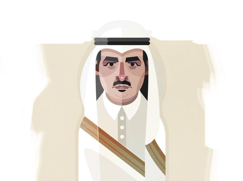 Intrigas palaciegas en Oriente Próximo