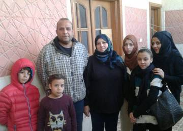 Last Spanish family finally escapes the ISIS stronghold of Raqqa