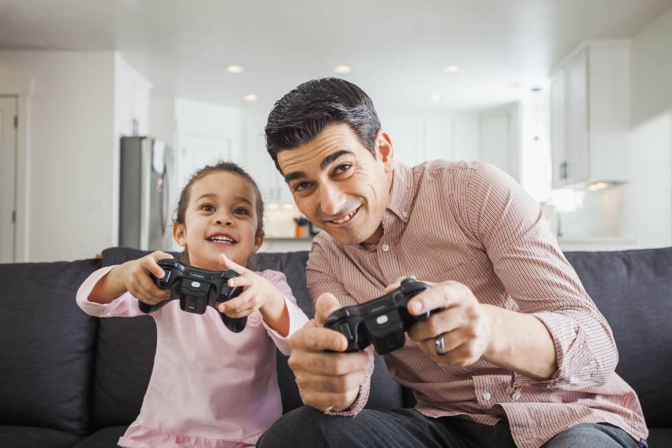 Confesiones De Un Padre Gamer Que Consola Compro A Mi Hijo