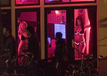 How a brothel in Amsterdam empowers sex workers