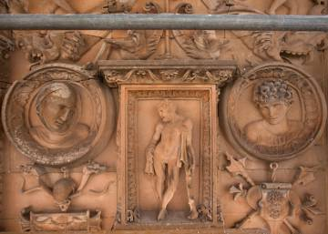 What mysteries lie behind Salamanca university's famous facade?