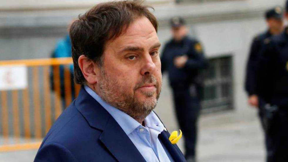 Former Catalan premier Oriol Junqueras remains in pre-trial custody for his role in the Catalan independence drive.