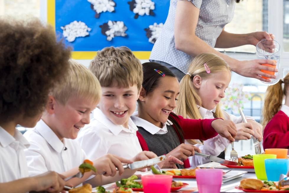 Lo que hay que exigir al comedor escolar y lo que puedes for Comedor de escuela