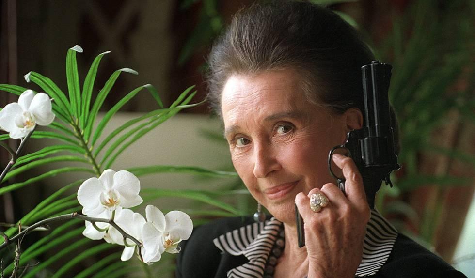 Muere Aline Griffith Condesa De Romanones Periodista Y Espía