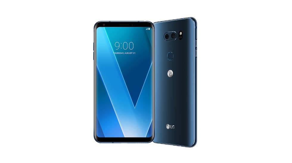 LG V30, un móvil ideal para grabar vídeo