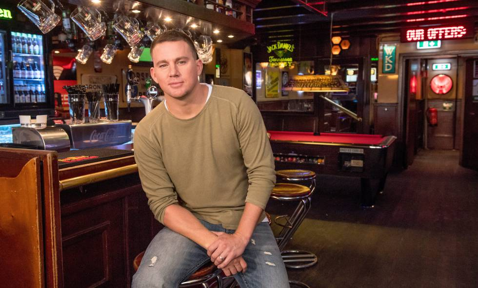The actor Channing Tatum, last August in Amsterdam.