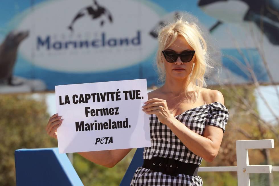 Pelicula porno de pamela anderson A Pamela Anderson Le Sobra Accion A Los 50 Gente Y Famosos El Pais