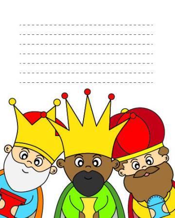 Cómo ayudar a tus hijos a escribir la carta a los Reyes sin caer en el consumismo