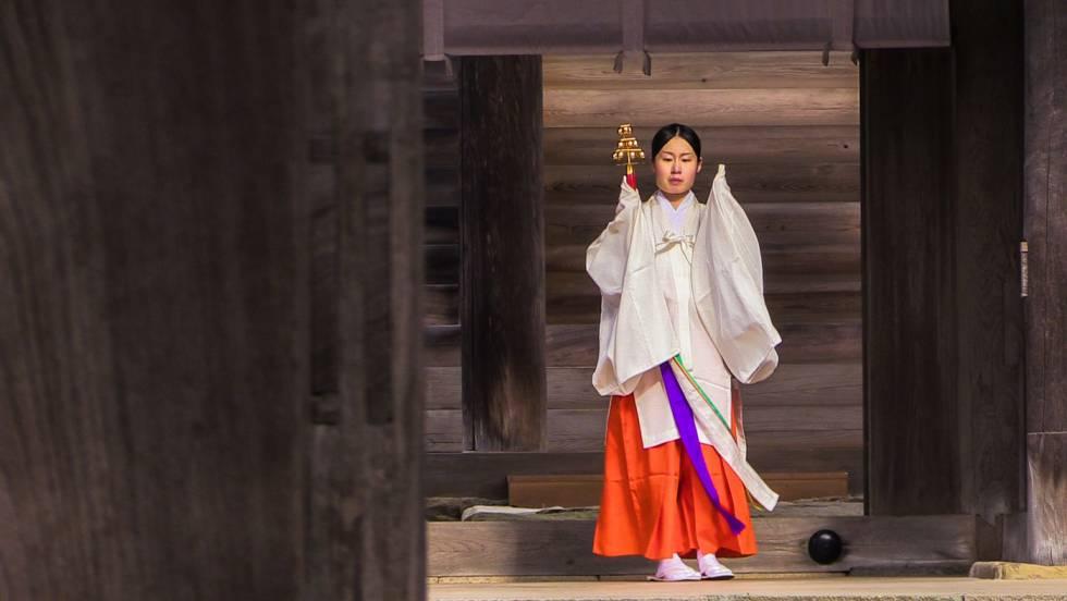 Santuario sintoista de Izumo, en Matsue