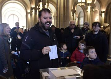 Catalan election: separatists win most seats, Ciudadanos the most-voted party