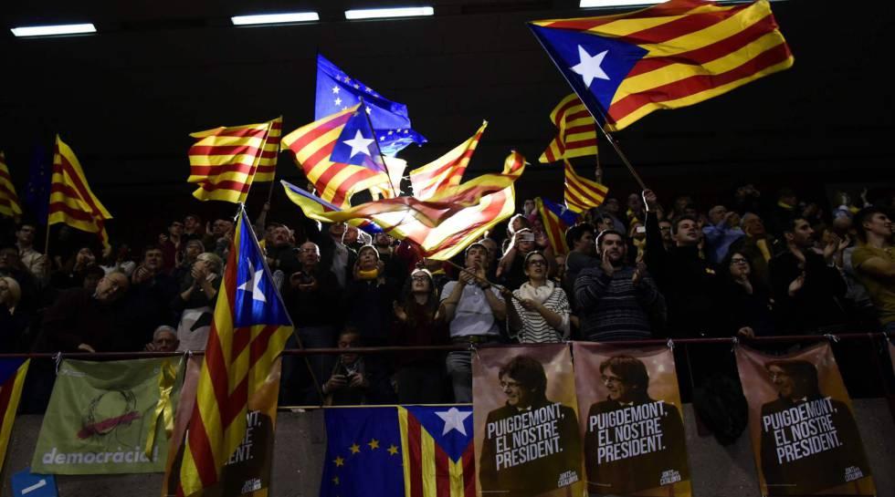 Elecciones Cataluña: Gestionar dos millones de secesionistas ...
