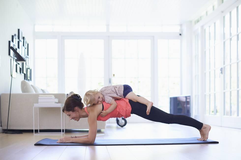 Solo necesita estos 5 minutos de ejercicio para estar en forma