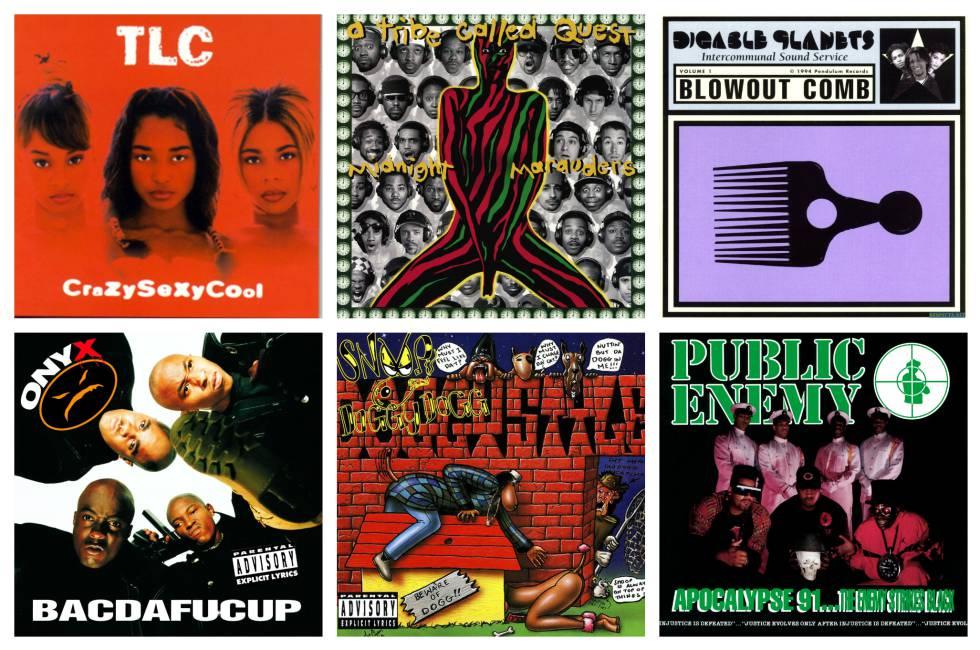 20 Discos De Hip Hop De Los 90 Que Debes Pedir A Los Reyes
