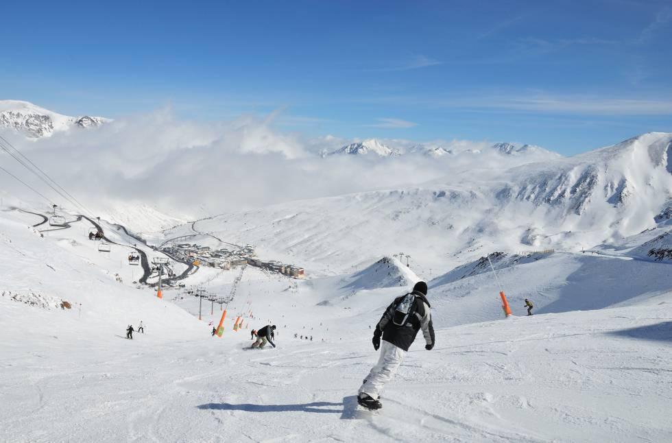 Cinco Paraísos Para Esquiar El País Semanal