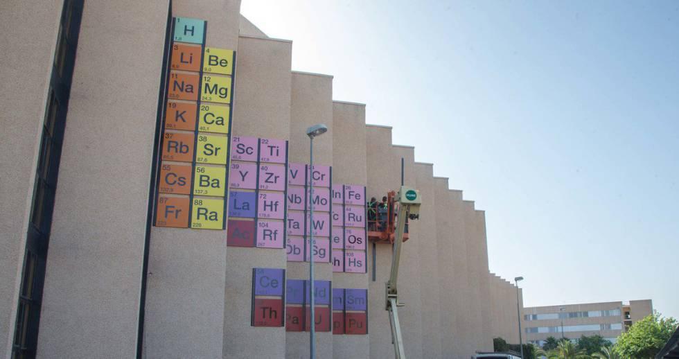La tabla peridica se asoma a una nueva fila por primera vez en la tabla periodica urtaz Gallery