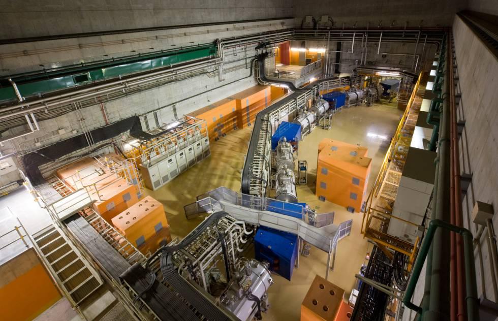 instalaciones del laboratorio nishina en las que se buscar el elemento 119
