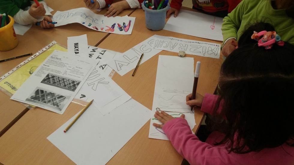 Escribiendo historias | FRANCISCA ESPINOSA