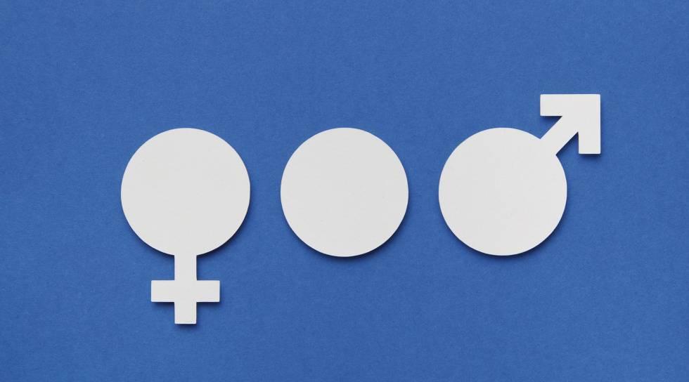 ¿Qué soy: hombre o mujer?