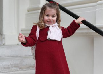 Carlota de Cambridge viste moda 'made in Zamora'