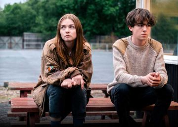 'The end of the f***ing world' é o 'Bonnie e Clyde' dos 'millennial'