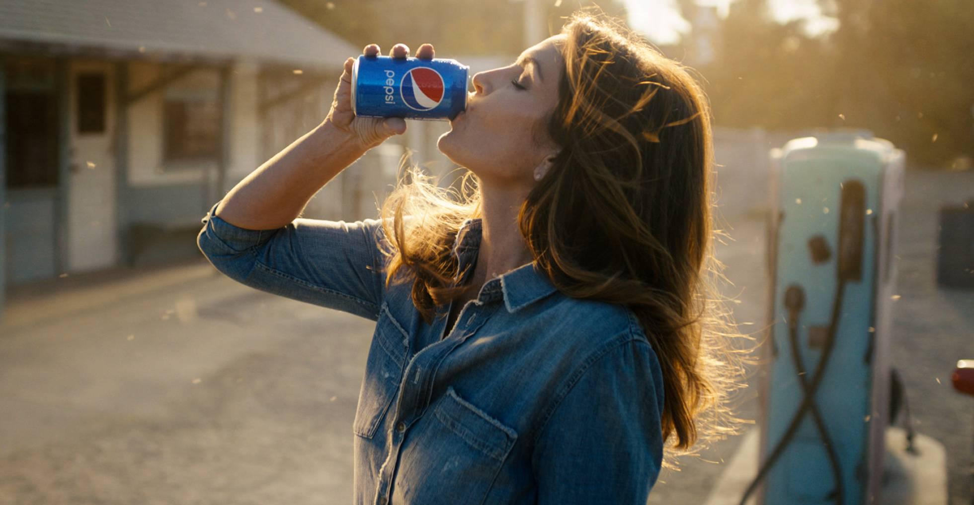 Pepsi reeditará uno de sus comerciales más conocidos para el Super Bowl
