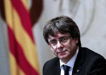 Puigdemont pressures ally to support his bid to be sworn in from Brussels