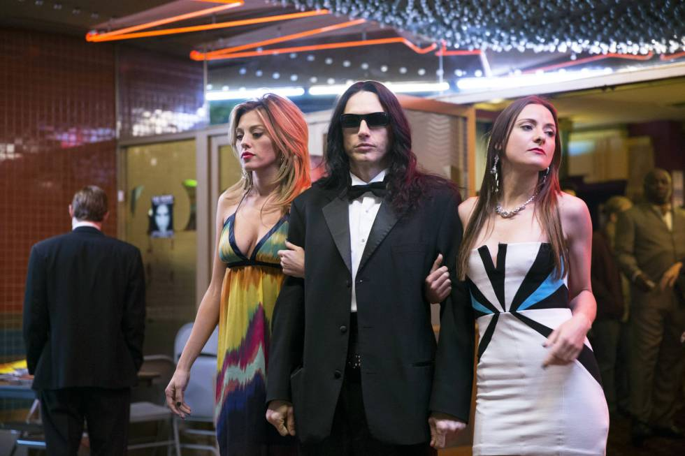 James Franco, en una image de su película 'The Disaster Artist'.