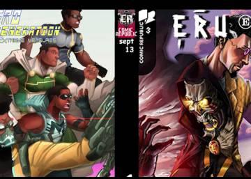 Los superhéroes vienen de África